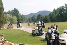 Golf courses are great in the Lake George Region - from the Sagamore to the Top of the World Golf Course!!!