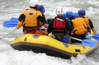 Lake George whitewater rafting
